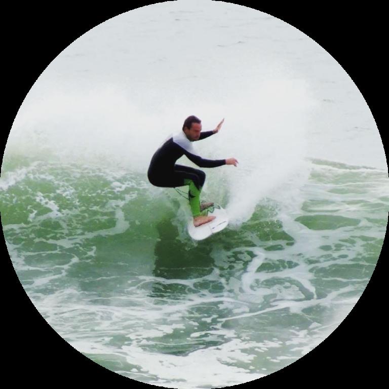 Coach de surf : Chill Surf School
