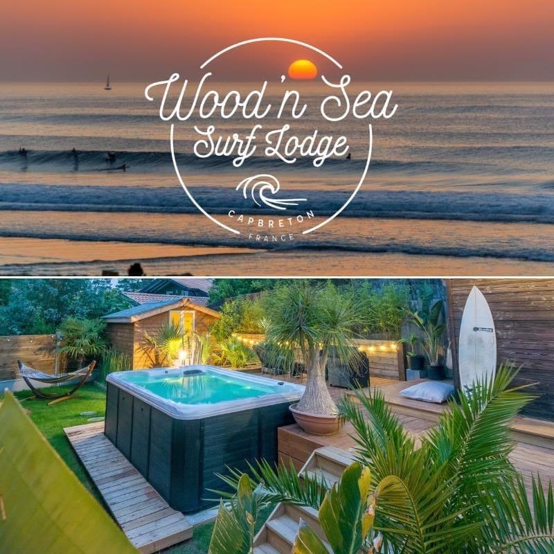 Wood'n Sea Surf Lodge Capbreton